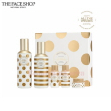 THE FACE SHOP Holiday The Therapy Anti-Aging Special Set 5items [All The Wishes Edition]